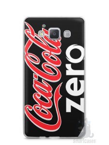 Capa Capinha Samsung A7 2015 Coca-Cola Zero