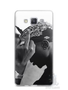 Capa Capinha Samsung A7 2015 Tupac Shakur #2