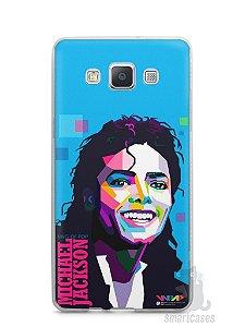 Capa Capinha Samsung A7 2015 Michael Jackson #2