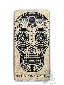 Capa Capinha Samsung A7 2015 Dia dos Mortos #2