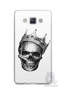 Capa Capinha Samsung A7 2015 Caveira #6