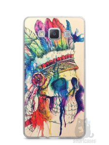 Capa Capinha Samsung A7 2015 Caveira Indiana