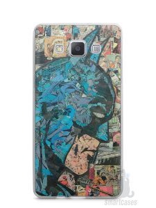 Capa Capinha Samsung A7 2015 Batman Comic Books #2