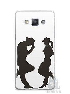 Capa Capinha Samsung A7 2015 Cowboy e Cowgirl