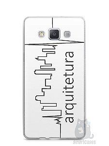 Capa Capinha Samsung A7 2015 Arquitetura #1