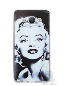 Capa Capinha Samsung A7 2015 Marilyn Monroe #4