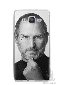 Capa Capinha Samsung A7 2015 Steve Jobs