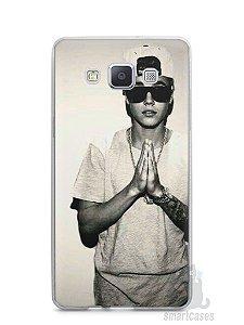 Capa Capinha Samsung A7 2015 Justin Bieber #1