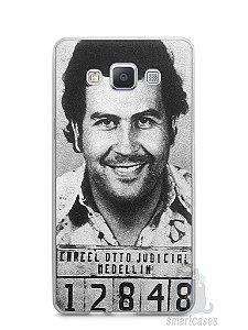 Capa Capinha Samsung A7 2015 Pablo Escobar