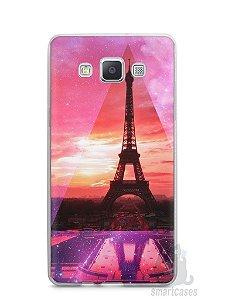 Capa Capinha Samsung A7 2015 Torre Eiffel #2