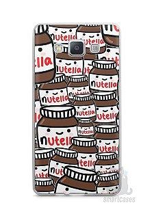 Capa Capinha Samsung A7 2015 Nutella #1