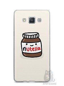 Capa Capinha Samsung A7 2015 Nutella #2