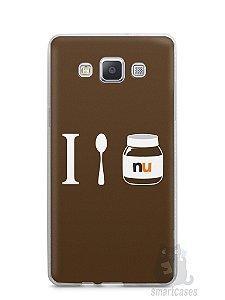 Capa Capinha Samsung A7 2015 Nutella #4