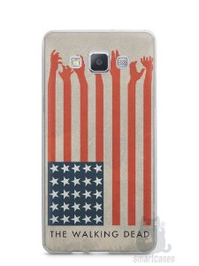 Capa Capinha Samsung A7 2015 The Walking Dead #3