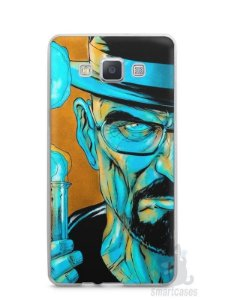 Capa Capinha Samsung A7 2015 Breaking Bad #1