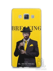 Capa Capinha Samsung A7 2015 Breaking Bad #2