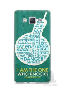 Capa Capinha Samsung A7 2015 Breaking Bad #5