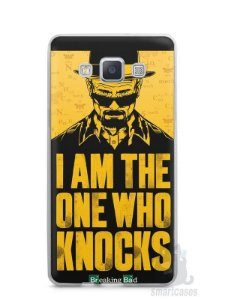 Capa Capinha Samsung A7 2015 Breaking Bad #8