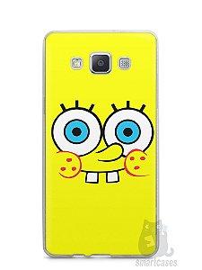 Capa Capinha Samsung A7 2015 Bob Esponja #1