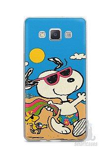 Capa Capinha Samsung A7 2015 Snoopy #1
