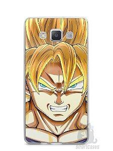 Capa Capinha Samsung A7 2015 Dragon Ball Z Gohan SSJ2