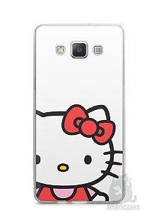 Capa Capinha Samsung A7 2015 Hello Kitty #2