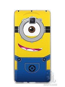 Capa Capinha Samsung A7 2015 Minions #5