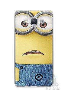 Capa Capinha Samsung A7 2015 Minions #6