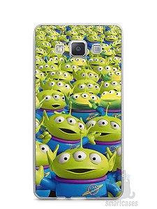 Capa Capinha Samsung A7 2015 Aliens Toy Story #2