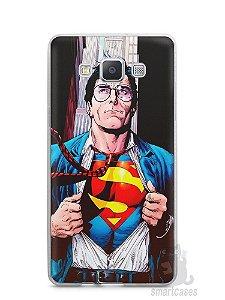 Capa Capinha Samsung A7 2015 Super Homem #1