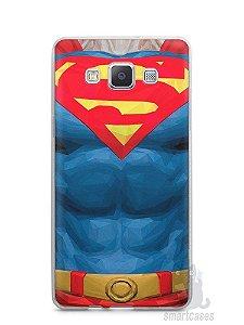 Capa Capinha Samsung A7 2015 Super Homem #2