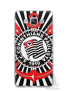 Capa Capinha Samsung A7 2015 Time Corinthians #2