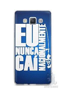 Capa Capinha Samsung A7 2015 Time Cruzeiro #4