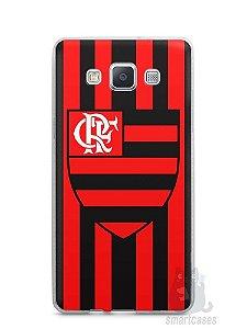 Capa Capinha Samsung A7 2015 Time Flamengo #1