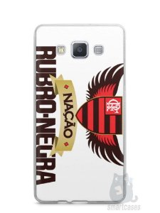 Capa Capinha Samsung A7 2015 Time Flamengo #4
