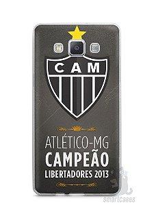 Capa Capinha Samsung A7 2015 Time Atlético Mineiro Galo #4