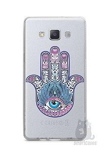 Capa Capinha Samsung A7 2015 Mão de Hamsá #1