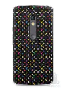 Capa Capinha Moto X Play Louis Vuitton #3