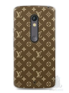 Capa Capinha Moto X Play Louis Vuitton #4