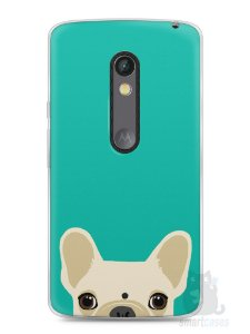 Capa Capinha Moto X Play Cachorro Bulldog Francês #2