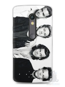Capa Capinha Moto X Play One Direction #1