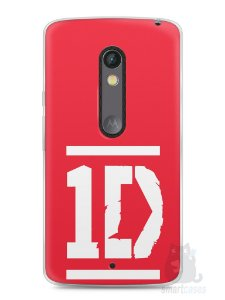 Capa Capinha Moto X Play One Direction #4