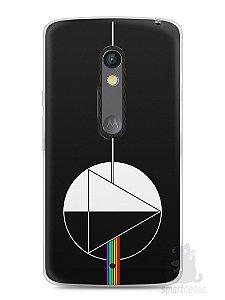 Capa Capinha Moto X Play Pink Floyd #4
