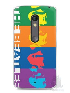 Capa Capinha Moto X Play The Beatles #2