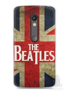 Capa Capinha Moto X Play The Beatles #5