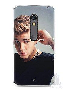 Capa Capinha Moto X Play Justin Bieber #4