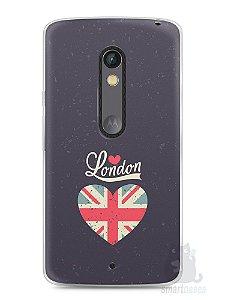 Capa Capinha Moto X Play Londres #5