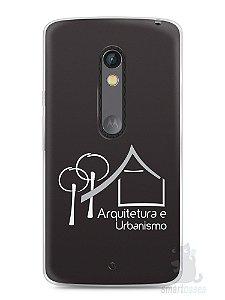 Capa Capinha Moto X Play Arquitetura #3