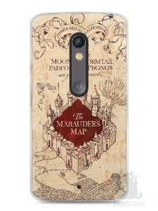 Capa Capinha Moto X Play Harry Potter #1