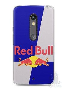 Capa Capinha Moto X Play Red Bull #1